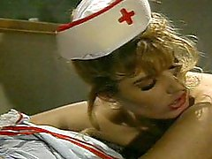 Naughty Classic Nurse Enjoying Dick