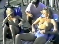 Hussy French wife cheating her husband with neighbor