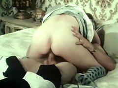 Horny Pigtails Classic Porn