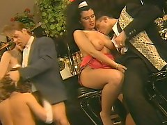 Dummy orgasms party - 3 part 2