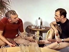Incredible Penis Pumping Self-Sucking - Vintage Gay Porn 1985
