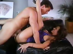 Sexy all natural brunette beauty gets her moist pussy banged mish