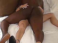 Classic Hot Wife Jackie Gets Blacked