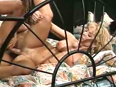 Curvaceous sex goddess has a wild sweaty sex with her stud