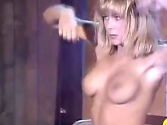 Italian tv strip show