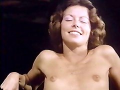 White woman with black man - 1976 Interracial Vintage