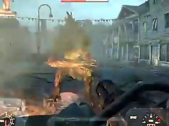 Fallout 4 Combat Compilation