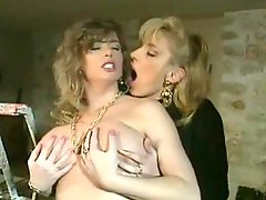 Great lesbians in hot action