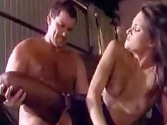 Stephanie Swift Bangs In The Barn