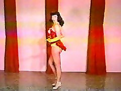 Bettie In Red
