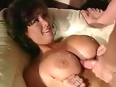 Lifeguard Holly Body Blasted On Her Massive Tits