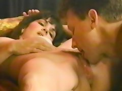 Amateur Brunette Gets Hardcore Fucked In This Retro Tape