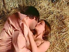 Softcore sex hot in the Barn