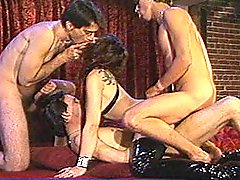 Wild Classic Porn Orgy Action