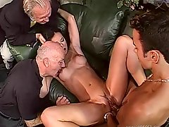 MILF wife enjoys her anal ripped Hardcore in reality cuckold scene