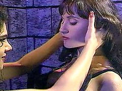Lusty Classic Porn Lesbians in Prison