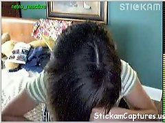 Stickam retro reactive