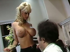 Crystal Gold Fucks Ron Jeremy In This Porno Classic