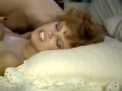 Sexy blond haired wifey pleases her hot hubby with solid BJ