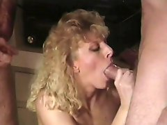 Stacked Allison Arson gets pounded by Buck America and Terrance Howe