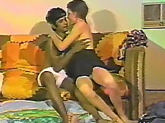Swinging wife fucks a new man in this great homemade vintage porn