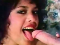 Hot brunette whore gets her hairy twat fucked in missionary position
