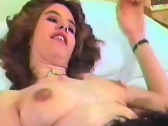 Brunette is seduced and gets ripped cowgirl style in an incredible bed sex