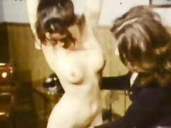 Vintage bondage porn from the past