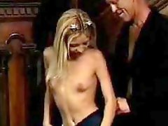 Hot Teen Banged By Step-Father!