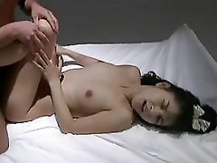 Japanese Vintage cute girl uncensored