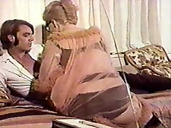 Vintage - Horny mother seduces her son in law - snake