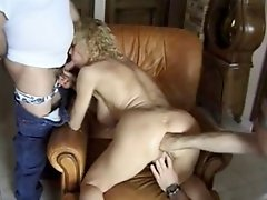 Colette sigma-fucked and anal fisted by 2 men