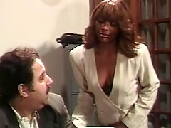 Ron Jeremy and Janet Jacme