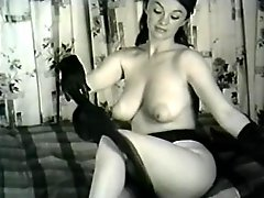 Softcore Nudes 619 50s and 60s - Scene 1