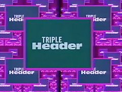 Triple Header - The Hard Way (1986) FULL VINTAGE MOVIE