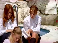 Les Petites Ecolieres... (Complete French Movie) F70