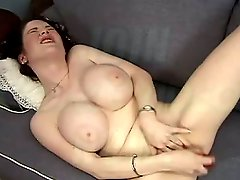 In this SCORE Classic segment of Busty Dildo Lovers, Londa Eve...