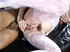 Ciccolina Fucked On Couch