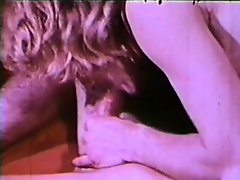 Vintage tape of a naughty couple fucking for a black guys pleasure
