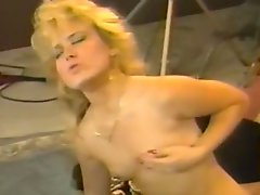 Vintage lesbians licking and sucking each others slits and boobies