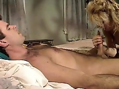 Big breasted blonde sucks and fucks a hard rod like only she knows how