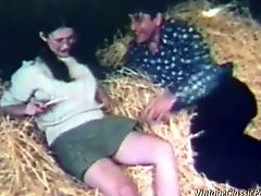 Sex in the hay