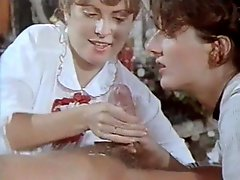 Vintage girls sucking experience