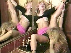 Nina Hartley: Hot Vintage Pussy Eating