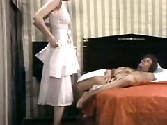 Good brunette wife gives unforgettable blowjob to her husband