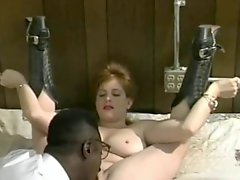 Redhead Rusty Gets Her Sweet Bush Fucked