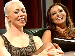 Lorelei Lee and Francesca Le gib