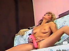 Watch as this sexy blonde sluts fucks a big black stud. See her slide...