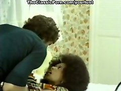 Perfect retro bicthes Lyn Cuddles Malone, Joey Silvera in classic sex video