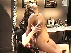 Beauty Nikita Denise gets her twat licked, fingered and roughly fucked